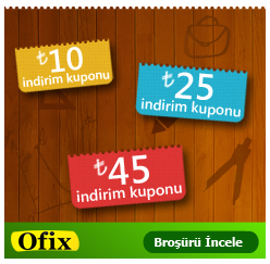 Ofix Mays Ay ndirim Bro&#252;r&#252;, Ofix