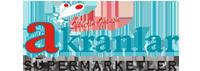 Logo: Akranlar Süpermarket